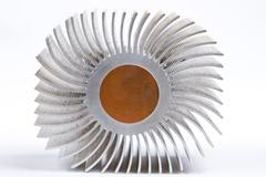 cpu cooler - stock photo