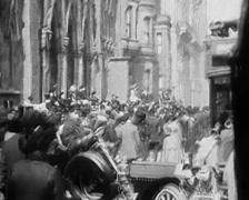 1914 - New York 01 Stock Footage