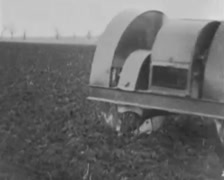1917 - Ford Horseless Farming 04 - stock footage