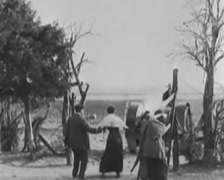 1917 - Ford Horseless Farming 05 Stock Footage