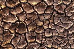 drought global warming climate dry lake - stock photo