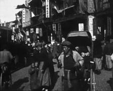 1930 - China - Shanghai 02 Stock Footage