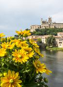 Beziers (france) Stock Photos