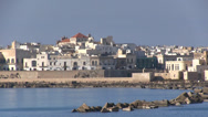 Stock Video Footage of Gallipoli - Apulia - old town