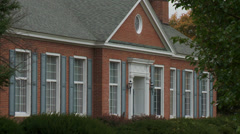 Goshen Public Library (2 of 3) Stock Footage