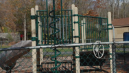 Stock Video Footage of Empty playground (1 of 2)