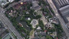 Tivoli Gardens, Copenhagen Stock Footage