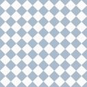 Stock Illustration of pale blue and white diagonal checkers on textured fabric background