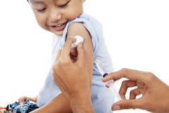 vaccination - stock photo