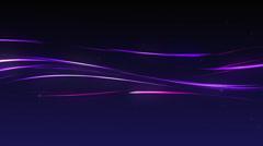 Background pink streaks loop - stock footage