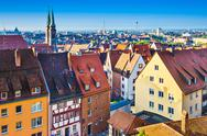 Stock Photo of nuremberg, germany