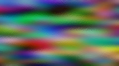 Color noise loop Stock Footage