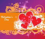 Valentine card. Vector Stock Illustration