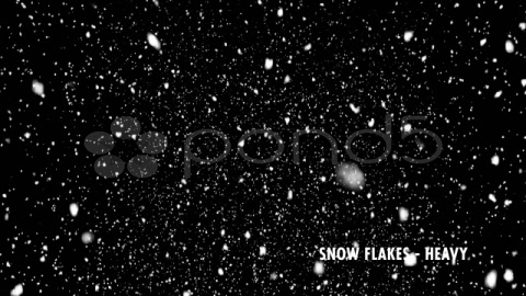 After Effects Project - Pond5 Real Snow 33914127