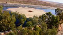 Sewerage wastwater Stock Footage