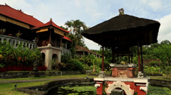 Temple Bali V002 Stock Footage