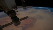 Stock Video Footage of egyptarabian iss 20120519HighRes spy