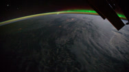 Stock Video Footage of USnight iss 20111018HighRes