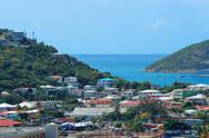 Stock Photo of st thomas harbor