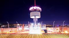 Arenas, Barcelona TimeLapse Stock Footage