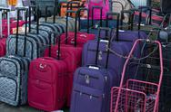 Stock Photo of suitcases