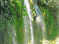 Stock Photo of waterfall kursunlu antalya turkey