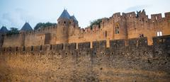 Carcassonne (france) Stock Photos