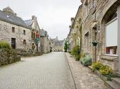 Stock Photo of locronan