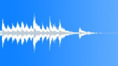 Big rattle metal mechanism Sound Effect