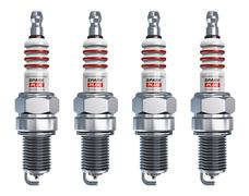 Set of sparkplugs - stock photo