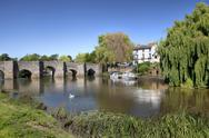 Stock Photo of bidford-on-avon, warwickshire