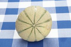 Galia melon Stock Photos