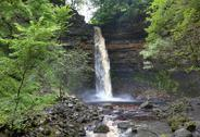 Stock Photo of hardraw force, yorkshire