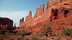 Moab utah american southwest canyonlands 9 Stock Footage