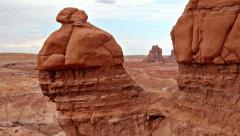 Moab utah american southwest canyonlands 18 Stock Footage