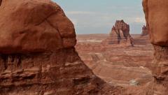 Moab utah american southwest canyonlands 19 Stock Footage