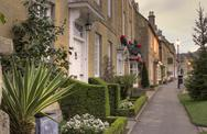 Stock Photo of broadway, worcestershire