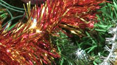 Christmas tree. Stock Footage