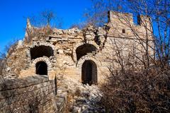 Torni Kiinan muuri Kuvituskuvat