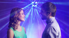 Dancing Dates Stock Footage