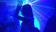Club Party - stock footage