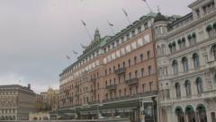 Grand Hotel Stock Footage