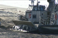 Stock Video Footage of Amphibious landing for Exercise Steel Knight