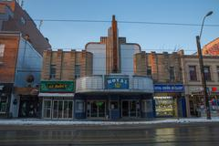 Royal elokuvateatteri, Toronto Kuvituskuvat