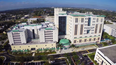 Aventura Hospital Stock Footage