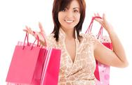 Stock Photo of shopper