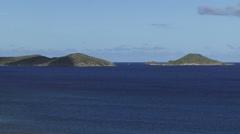 Richard Branson Necca Island Virgin Islands Stock Footage