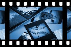 Valokuva-albumi Piirros