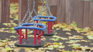 Stock Video Footage of Toddler Swing