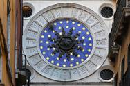 Stock Photo of astronomical clock
